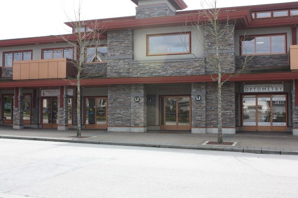 Suite 202 – 15350 34th Avenue, South Surrey, BC, V3Z 0X7