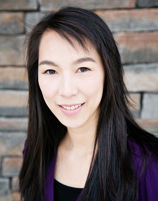 Child Psychologist Dr. Annie Hsieh