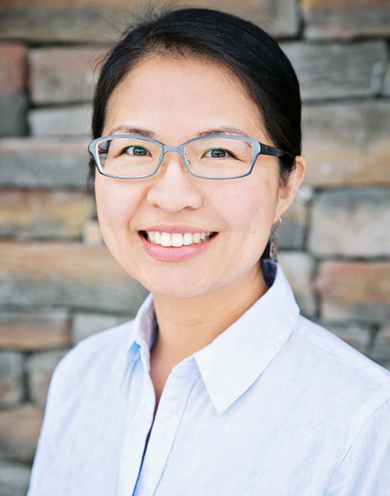 Child Psychologist Dr. Mandy Chen
